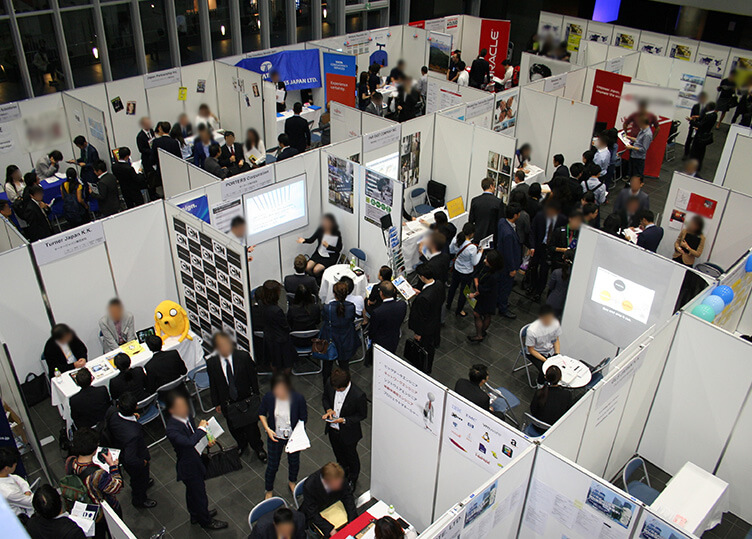 Daijob Go Global Career Fair - Jobs in Japan for bilinguals