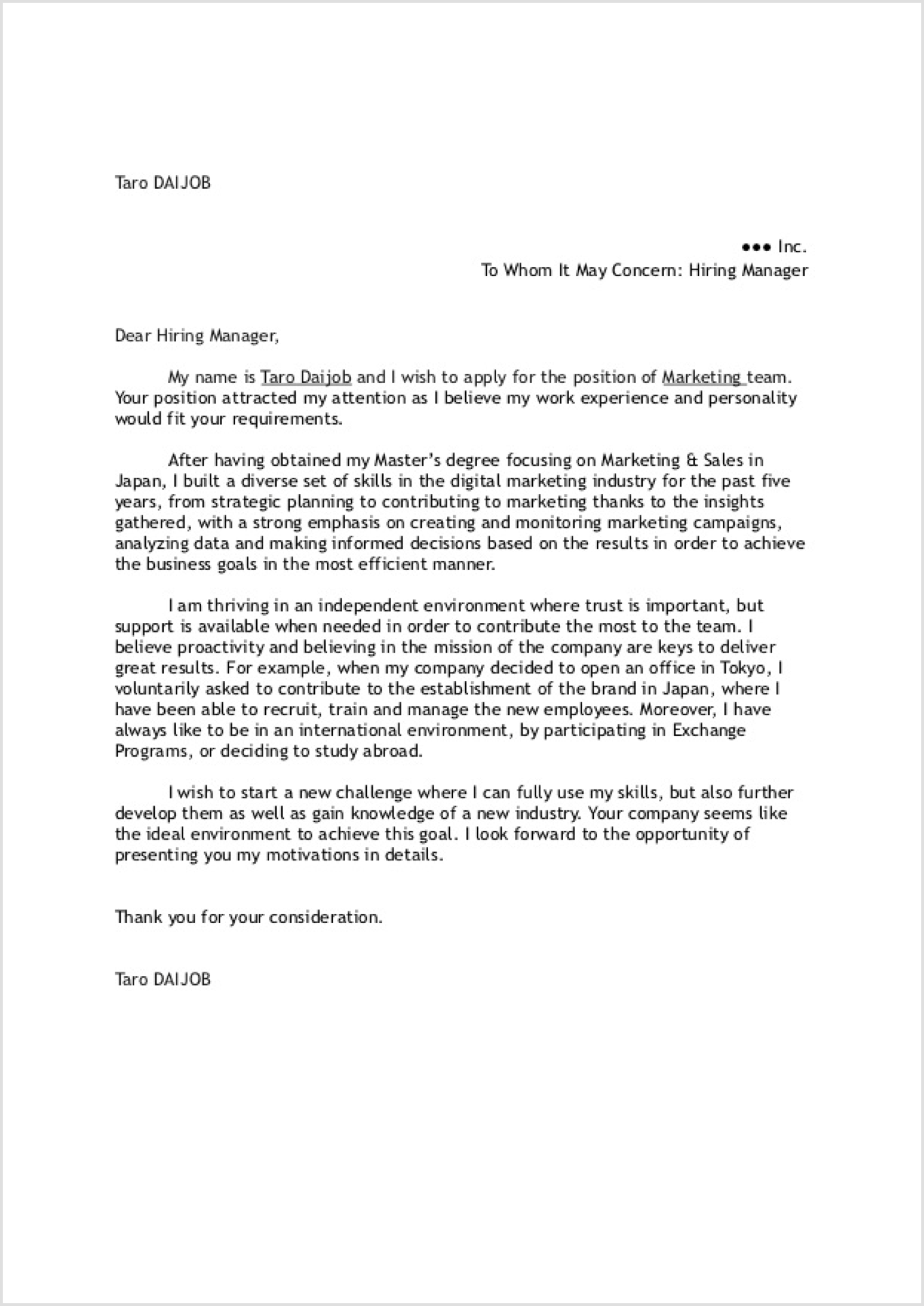 Short Sale Letter Of Explanation from www.daijob.com